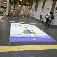2016夏の旅行記12木古内駅