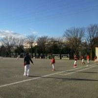 【全学年】卒団記念試合