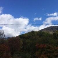 中尾高原 10月18日