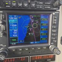 フライトログ:高速VFRクロカンとIFRフライト