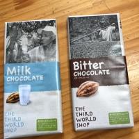 フェアトレードチョコレート入荷しました!