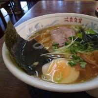 片瀬白田駅 旨いラーメン 中華屋 城東食堂