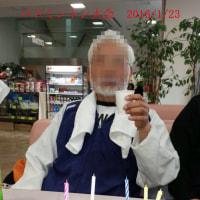 69歳誕生日のバドミントン大会