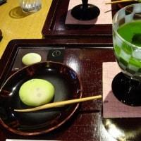 【京都】 京都茶寮にてひとやすみ。