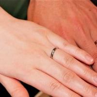 シンプルなご結婚指輪のオーダーメイド