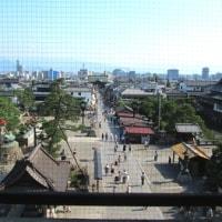 そばソフト (長野県・善光寺)