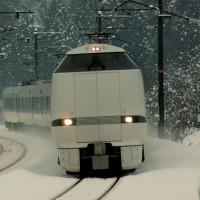 静寂と列車と!