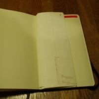 モレスキンと超整理手帳を合体