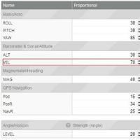 ソナー+気圧センサー PID