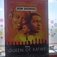 ナイロビ生活(24) 注目の映画 Queen of Katwe
