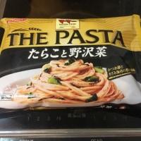 マ・マー:THE PASTA たらこと野沢菜