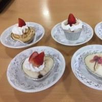 ケーキみたいですね!!