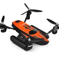 海陸空多用のドローン WLtoys Q353  空 陸地 海 モード ヘッドレス モード RC クアッドコプター