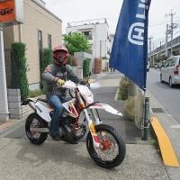 ミッちゃん!ありがとう。KTM 250 EXC SIXDAYS ゲットだぜ!