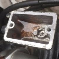 プチアクシデント修理完了&油圧クラッチ化ついでにブレーキマスター交換記