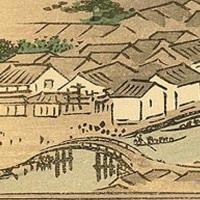 新川大神宮を探せ! 新川では一ノ橋、二ノ橋、三ノ橋はどの順?