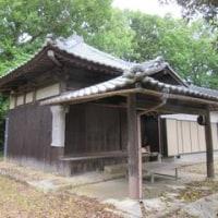 加東四国霊場第二十七番-木梨北山の地蔵庵