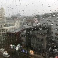 5月1日お天気大荒れ