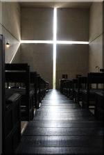 光の教会・・・心の建物