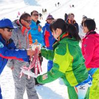 糸魚川市民スキー大会がありました。