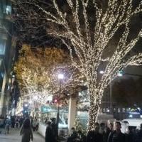 【番外】表参道めクリスマスライトアップスタート!