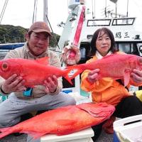4月27日(木)キンメ釣果報告