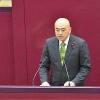 自民党など提出の「憲法論議推進」の意見書への反対討論