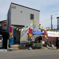 高須新町のOさん邸現場見学会を開催させていただきました!!