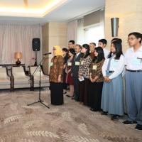 安倍総理  インドネシア訪問