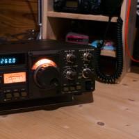 TS-120V 昔の無線機