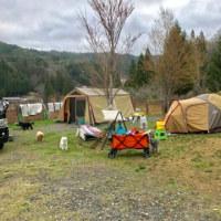 奥長良キャンプ場でキャンプ。その3。