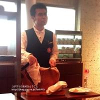 目黒雅叙園の雰囲気の素敵なカフェバーでティナー@Cafe&Bar結庵(YUI-AN)
