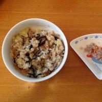 今日の離乳食(朝御飯)【111日目】