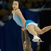 四大陸選手権・ペア、アイスダンス