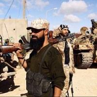 リビア  分裂状態の統一に向けた動きも見られたものの、事態はむしろ逆行 内戦再燃の懸念も