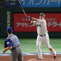 侍ジャパン無傷6連勝で4大会連続準決勝へ 筒香先制弾で点火、6回一気5点