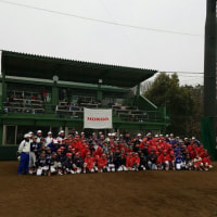 HONDA野球教室