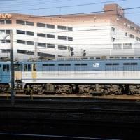 Electric Locomotive#127