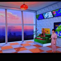 5/22 森田さんの窓の夕焼け 本当の窓だといい