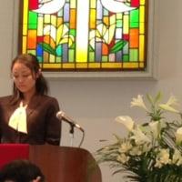 3月24日 棕櫚の聖日礼拝