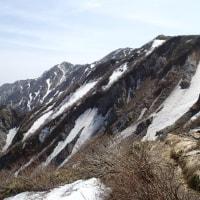 櫻井翔君の大山雪山登山