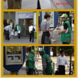 2017.7.3岡山・岡山 岡山市内で171PR・清掃活動