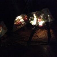 ランプ作り
