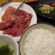 テニス・スクール&ランチ(焼き肉定食)