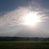 富士の裾野は秋です