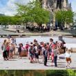 フランスを巡って 29: ランスの大聖堂 1