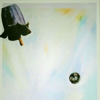 野中ユリ 「天の花と地の花と」展 LIBRAIRIE6