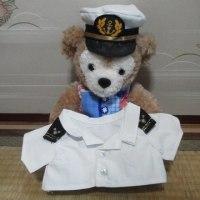 SSくんの海上自衛隊/夏服ができました