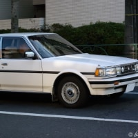 Toyota Mark �� 1984-������ʤ�����Ω����5���ܤΥȥ西 �ޡ��� ��