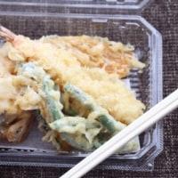 ちらし寿司&天ぷら